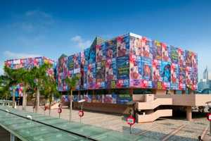 'Louis Vuitton: A Passion for Creation' on Side of Hong Kong Museum