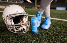 Empowering Deodorant Football Ads - Secret Deodorant's Super Bowl Ad Challenges Inequality
