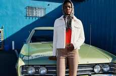 Branded Empowering Campaigns - Banana Republic Debuted 'Color-full' Campaign for Black History Month