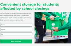 Discounted Student Storage - MakeSpace is Helping Students Store Dorm Items During Covid 19