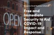 Free Small Business Security - Kangaroo Offers Free and Immediate Security for Small Business