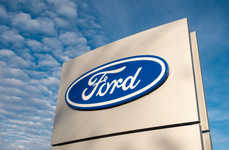 Car-Branded Ventilator Productions - Ford is Working with 3M to Scale Production of Respirators