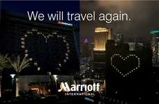 Hotel-Branded Virtual Events - Marriott International Launched Engaging At-Home Experiences