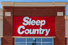 Charitable Sleep Product Donations - Sleep Country Helps Canadians with a $1.5M Donation of Product