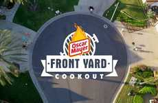 Social Distancing Bbq Ad - Oscar Mayer is Encouraging Social Distancing in a New Charitable Campaign