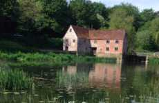 Pandemic-Prompted Ancient Mill Reopening - 1000-Year-Old Mill Reopens to Provide Flour Amid COVID-19