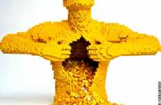 59 Fascinating LEGO Finds - From Obama Figurines to Block-Filled Music Videos
