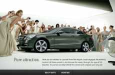 Condescending Car Commercials - Mercedes Benz Ad Pokes Fun at Seller Stereotyping
