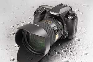 The Pentax K-7 Digital SLR is Great for High Dynamic Range Photos