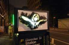 New Guerrilla Street Art From Posterchild Fights City Debate