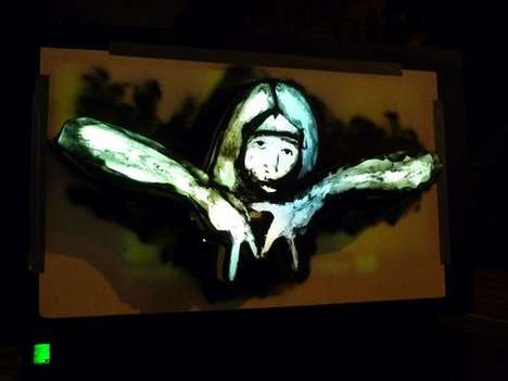 Illuminated Graffiti
