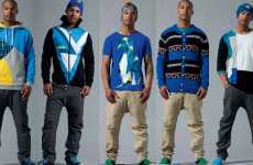 DJ-Inspired Clothing - HUMoR Fashion Line Challenges the Hip Hop Image