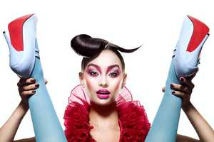 Amber Gray Brings Out Inner Beauty In Fashion Shoots