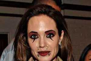 A-Listers Like Angelina Jolie Get Photoshopped to the Dark Side