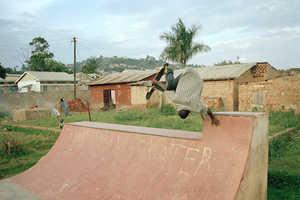 Yann Gross' Kitintale Skate Series Photo Documentary
