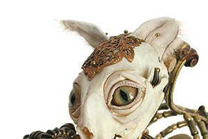 Jessica Joslin's Macabre Art Bone Creatures