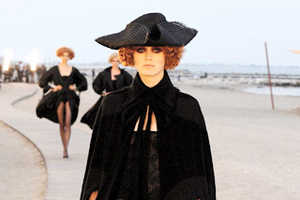 Chanel 2010 Cruise Collection Features Three-Cornered Hats