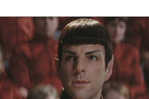 E.L.F. Cosmetics Uses Spock's Brows as Inspiration
