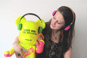 Green and Pink Headphones by Roxy x JBL are the Perfect Accessory