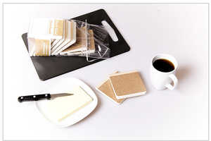 Sliced Bread/Notebooks Are a Twist on Your Morning Breakfast