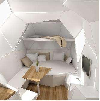 Cool Caravans - The Inhalt Lets you Design Your Own Mobile Home
