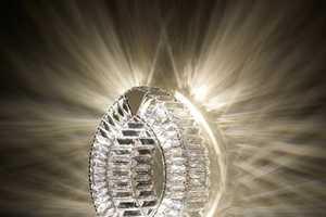 Swarovski Releases Shimmering Crystal Chandeliers