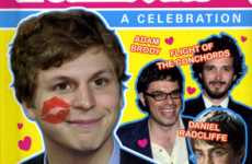 Hot Geek Lookbooks - 'Geeky Dreamboats: A Celebration' Documents Dweeby Dudes