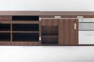 The Portable Kitchen 'Opening' from Targa Italia