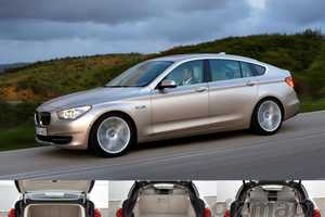 BMW Blends Models & Features for 5 Series Gran Turismo