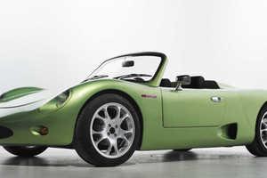 The Brusa Spyder is a Lean, Green Mini Machine