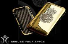 $108,880 iPhone Shells - Pimp Out Your Mobile With GnG's Gold & Diamond Case
