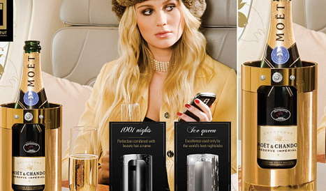 Blinged-Out Wine Coolers