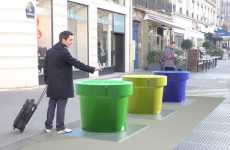 Revolutionary Recycling Bins