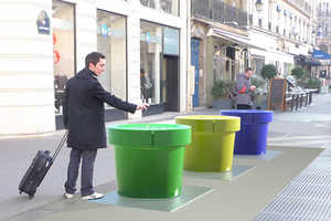 Romaric Le Tiec's Innovative Olla Waste Disposal System