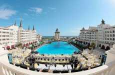 Billion Dollar Hotels - The Mardan Palace Luxury Surpasses Larger Than Life Status