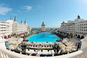 The Mardan Palace Luxury Surpasses Larger Than Life Status