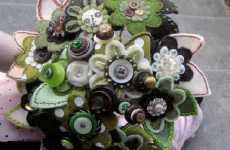 Whimsical Wedding Bouquets - Personalized Floral Arrangements for Your Special Day