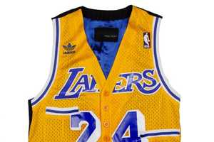 Paris Fashion Line In-vests in NBA Team Jersey Athletic Wear
