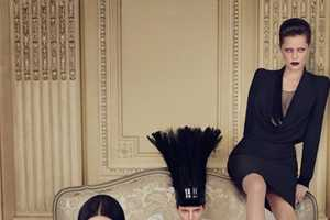 Givenchy's Fall/Winter 2009 Ads Are Fierce