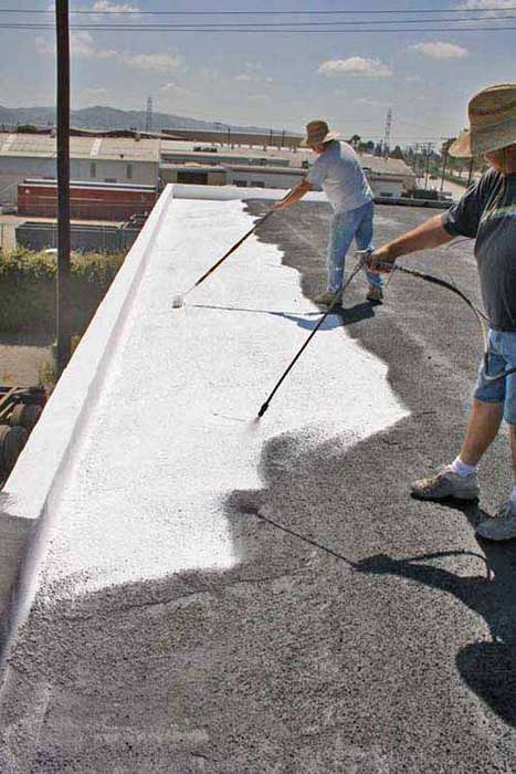 White Roofs - U.S. Wants Homeowners To Paint Rooftops a Lighter Shade of Eco