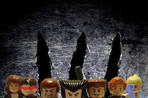 Lego Remakes of Classic Flick Pics