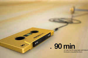 10 Innovative MP3 Player Concepts That Boggle the Mind