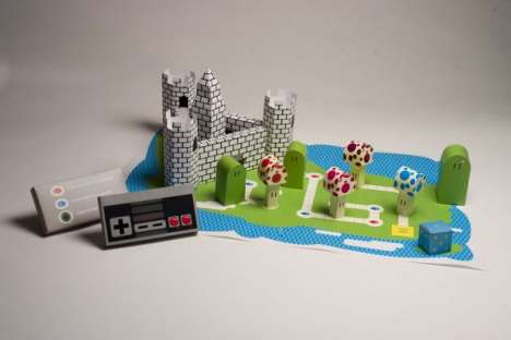 Nintendo Board Games