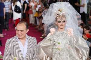 Poor Economy Crunches Fashion Icon Christian LaCroix