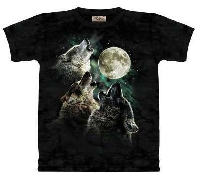 Ultra Viral Fashion - Three Wolf Moon T-Shirt Becomes Internet Sensation