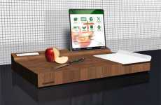 High-Tech Cutting Boards - The Smart Chef is a Kitchen PC That Scans Food