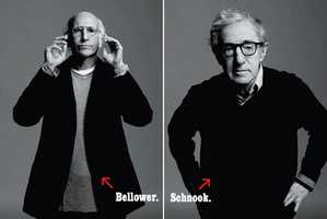 "Larry David and Woody Allen Team Up For ""Whatever Works"" F"