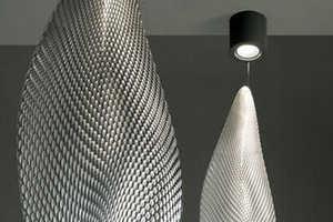 Ross Lovegrove Makes Shape-Shifting Metallic Designs
