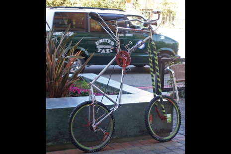Crazy Customized Bikes
