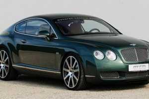 The Bentley MTM Birkin Makes 205 mph Speed Stylish